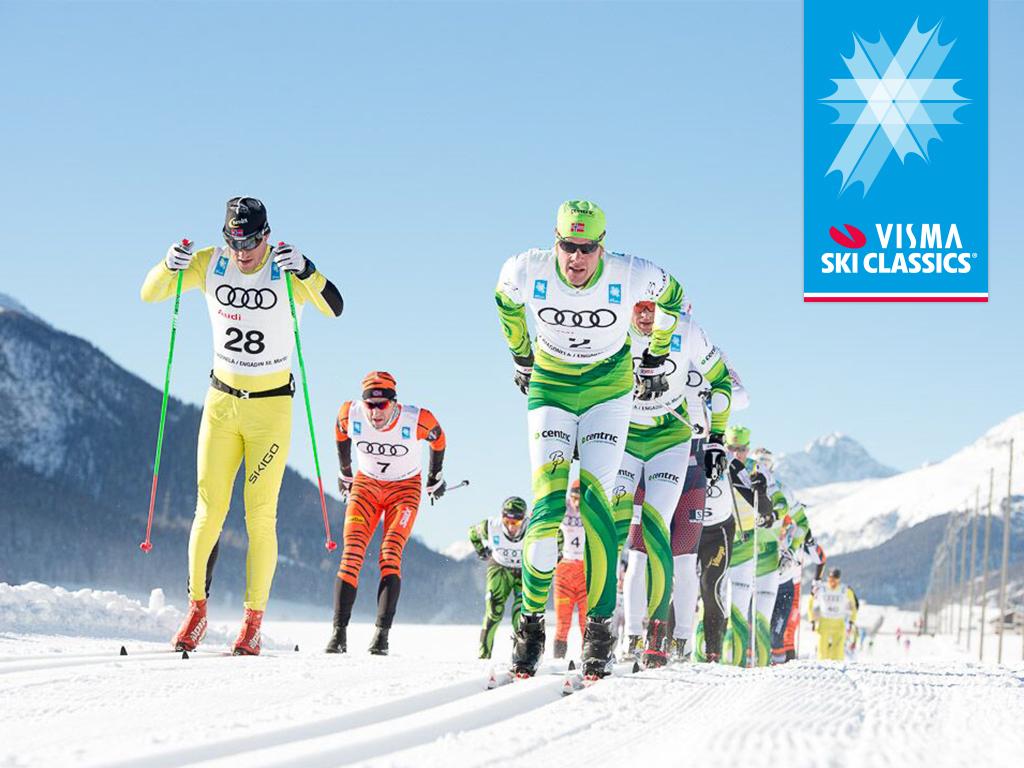 Join the Visma Ski Classics adventure