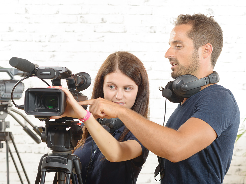 Do all business videos need to look glossy?