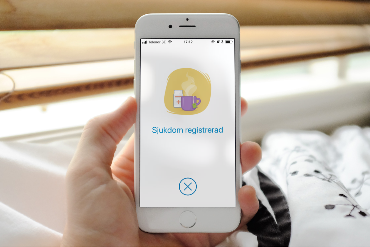 The Visma Employee app