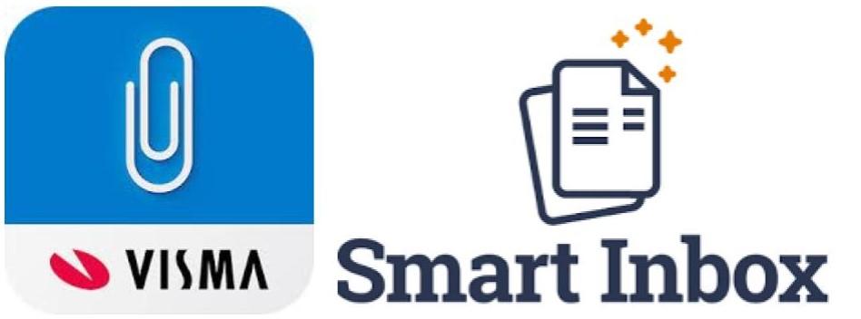 Visma Smart Inbox illustration image