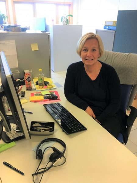 Anna the bot has found a job at the largest university in Norway