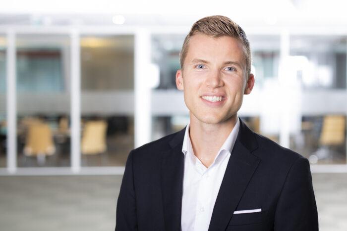 Management Trainee Eirik