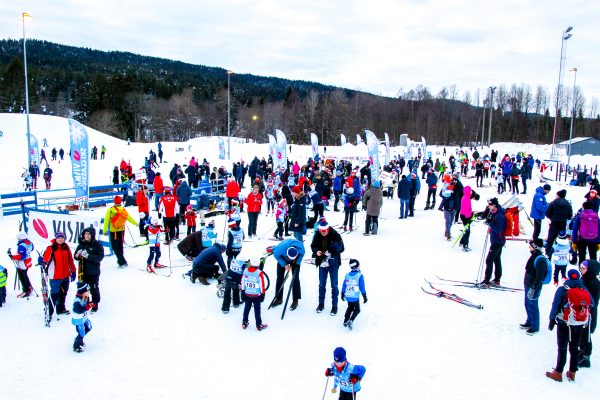 Visma Ski Classics 4 kids lets kids try out as ski professionals for a day