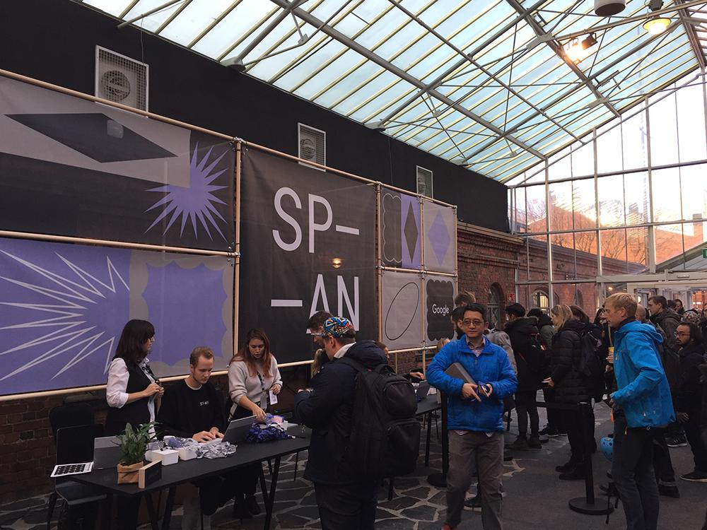 SPAN2018 in Helsinki