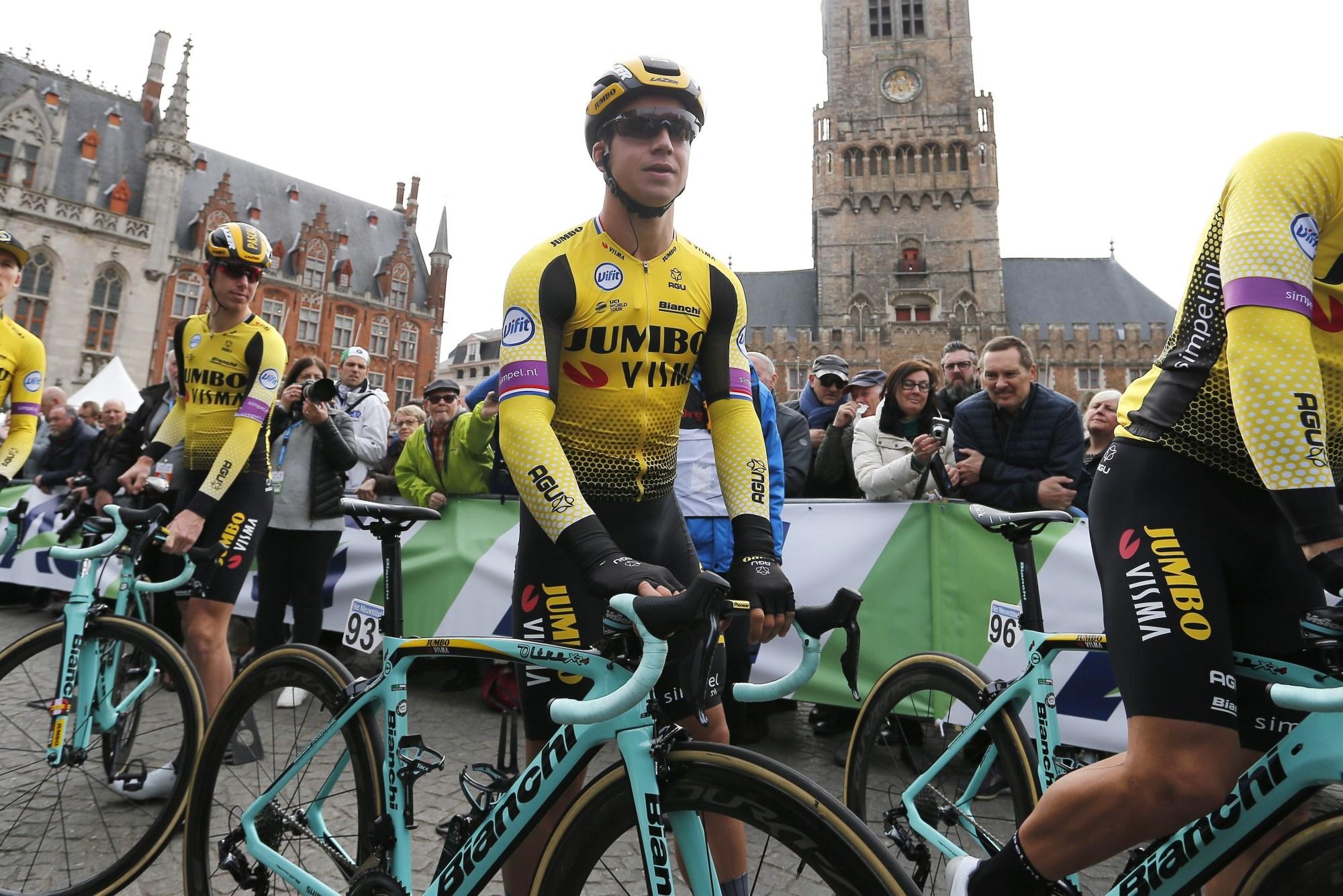 Behind the scenes Brugge-De Panne