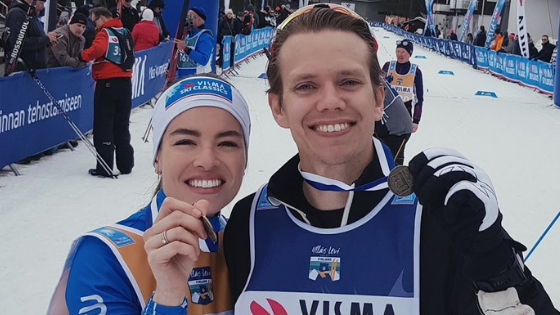 An Australian Cross Country Skier in the 2022 Olympics?