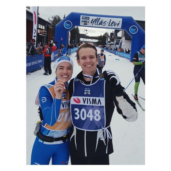 Nicola and Mikael
