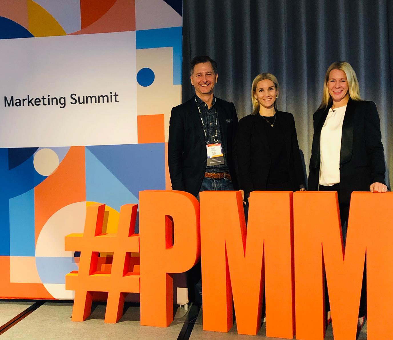 PMA wanted to get insight into how a growing international company like Visma work with go-to-market strategies for global cloud products