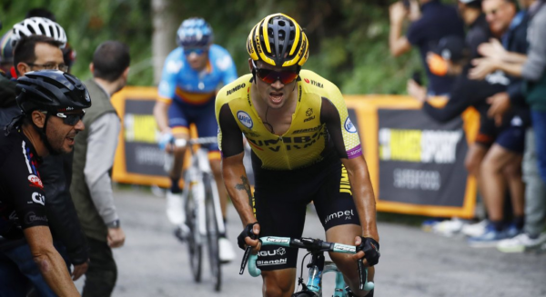 Roglic - world's best cyclist 2019