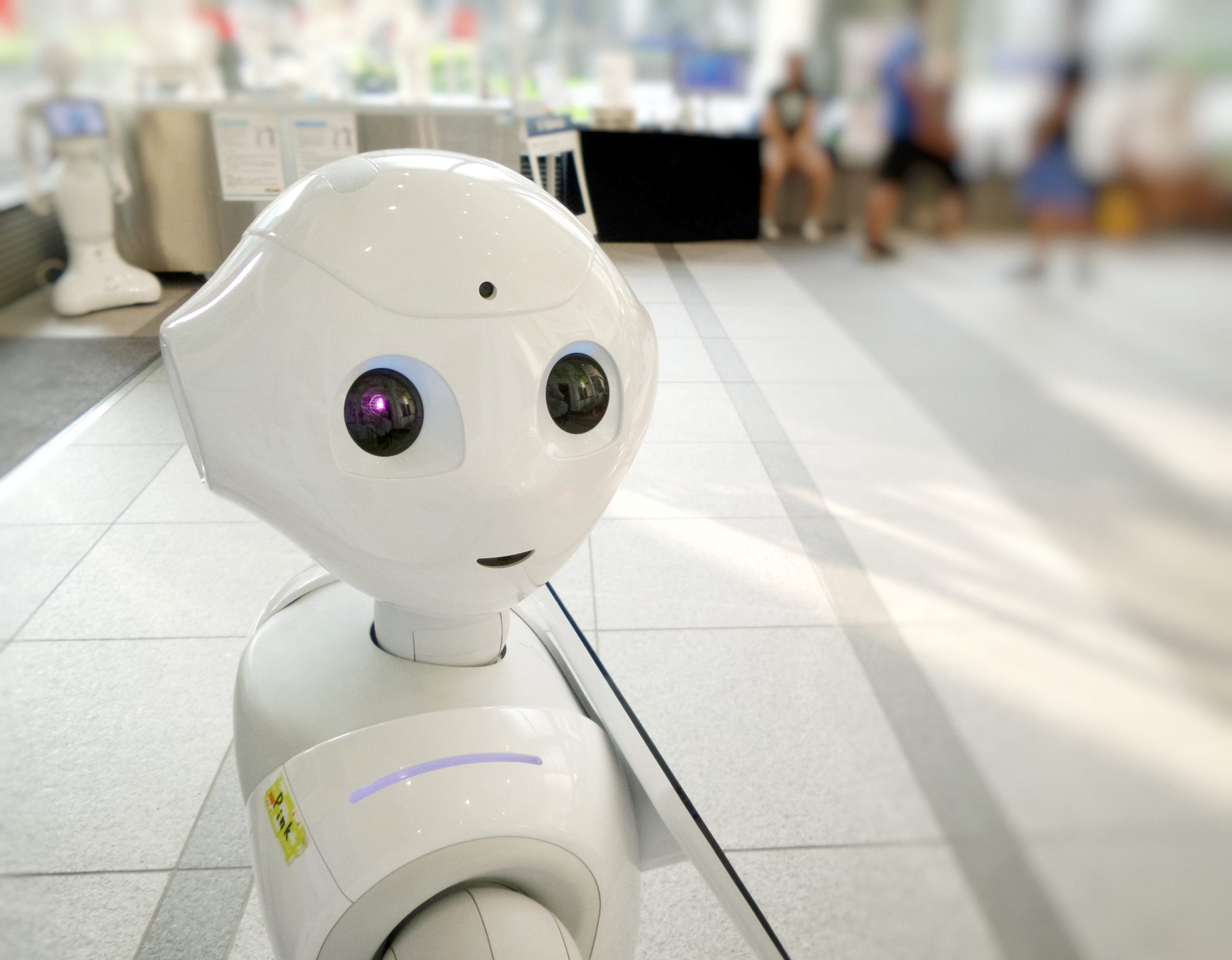 Say hello to the robots – they have come to stay