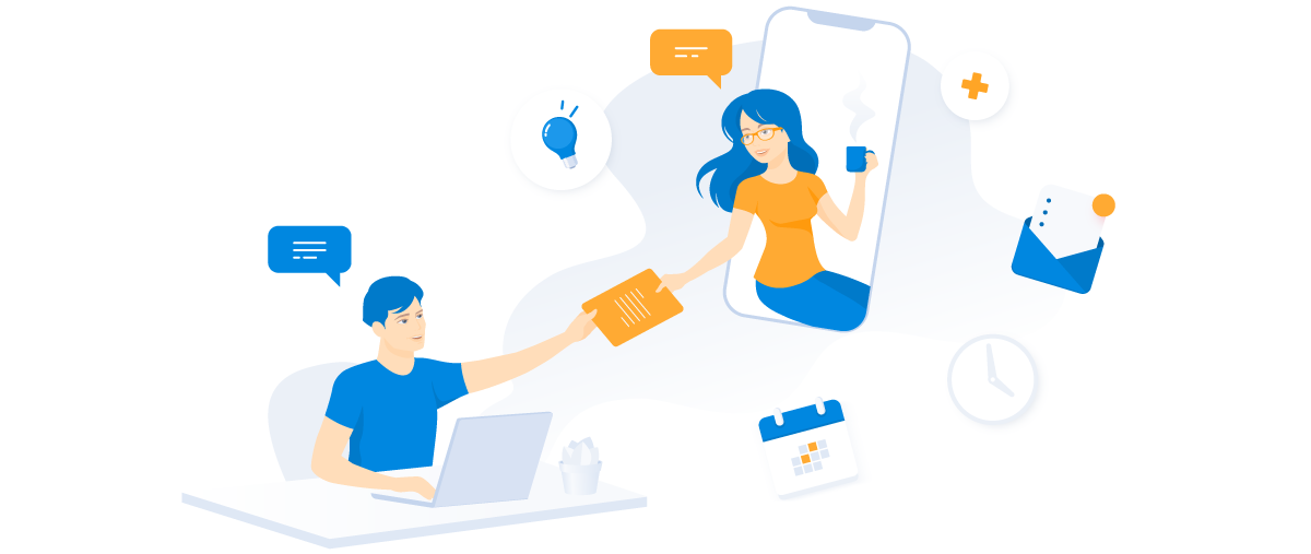 Keeping a human touch with customers in the digital space