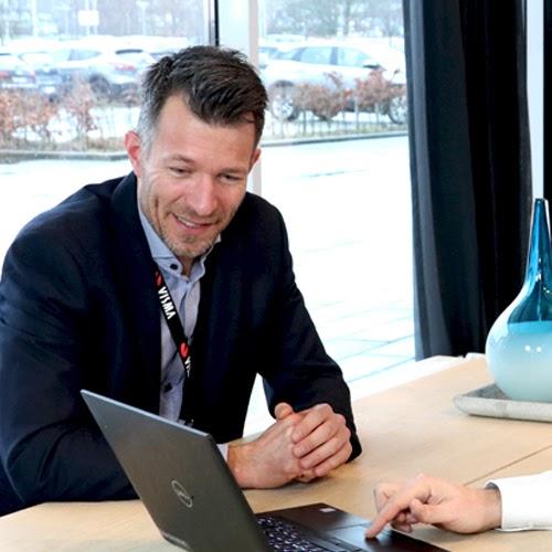 HR director in Visma Enterprise