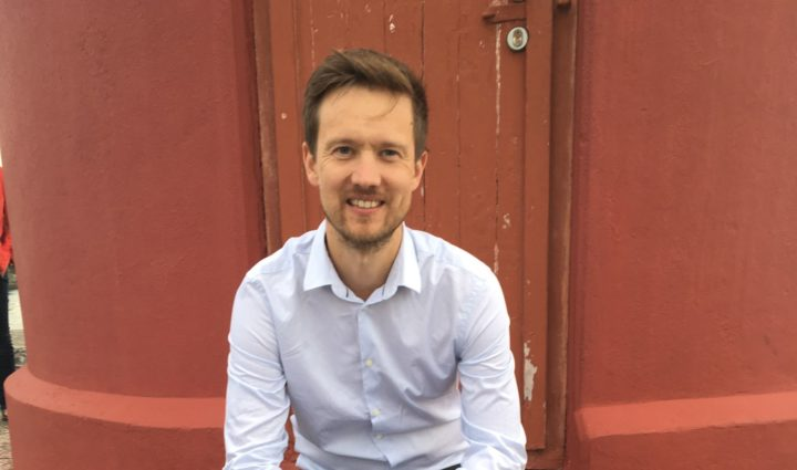 Hans Petter Farstad, full-stack Senior Consultant at Visma Avento