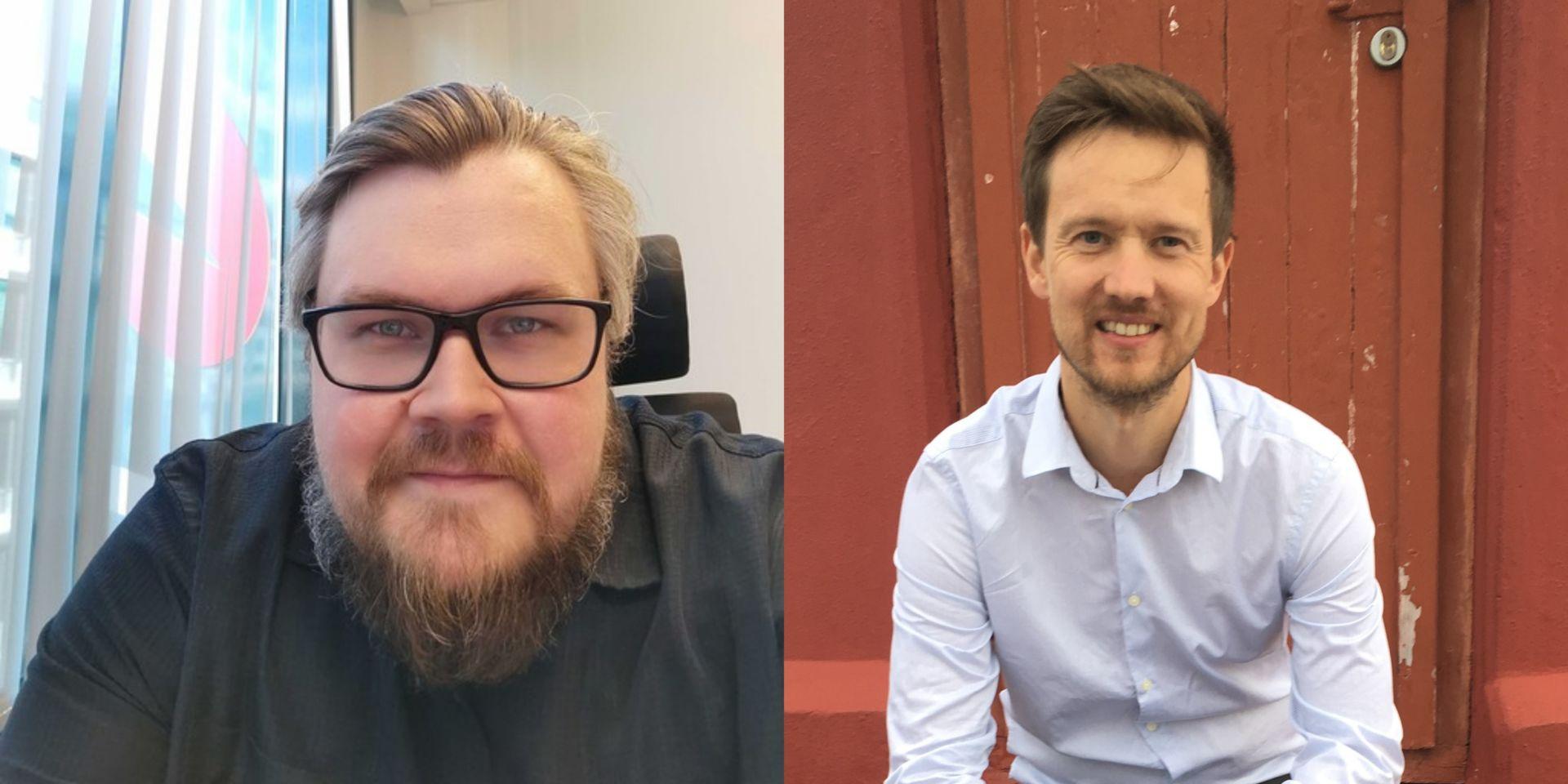 Hans Petter Farstad & Alexander Lystad