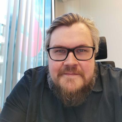 Tinius Alexander Lystad, Director of Cloud and Engineering in Visma.