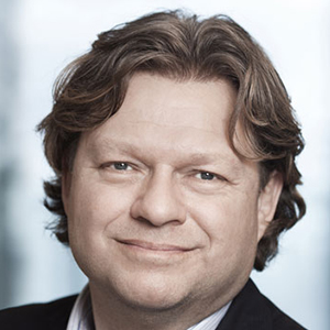 Director of the Custom Solutions division: Carsten Boje Møller