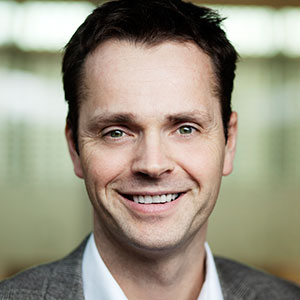 Director of the Software SMB division: Eivind Gundersen.