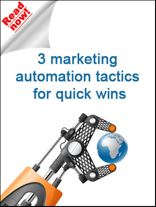 3 marketing automation tactics for quick wins
