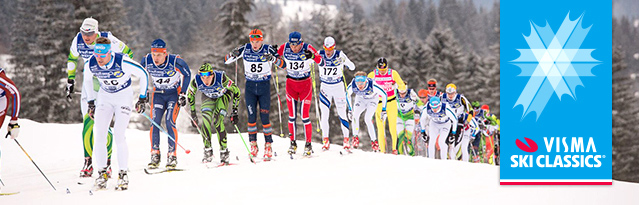 Visma Ski Classics - the long distance championship