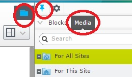 Demonstrating Media Files Library