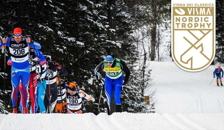 Vasaloppet is the first race out in the Visma Nordic Trophy competition – the final four races of the Visma Ski Classics tour.